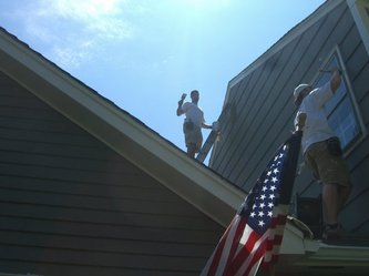 Rochester Ny House Painters Rochester Ny Painters Red Truck Painting